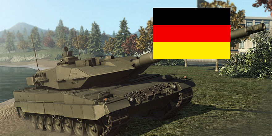 Armored Warfare Танки Германии