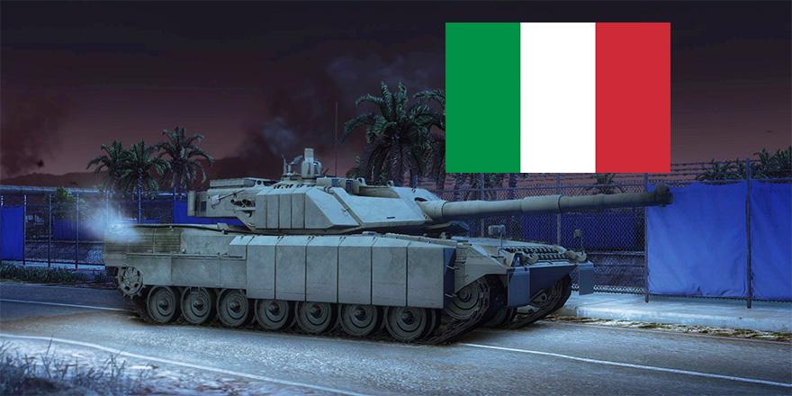 Armored Warfare Проект Армата Танки Италии