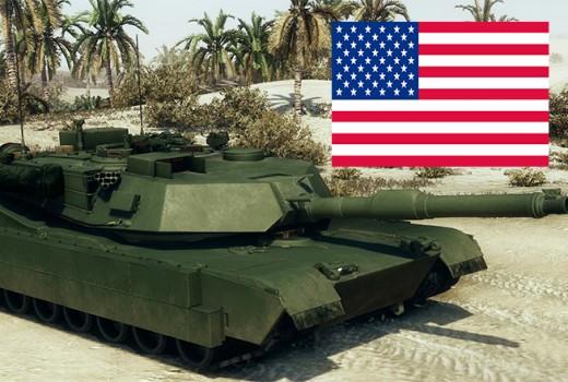 Armored Warfare Проект Армата Танки США