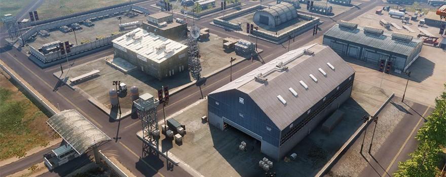 Armored Warfare: Проект Армата Военная база