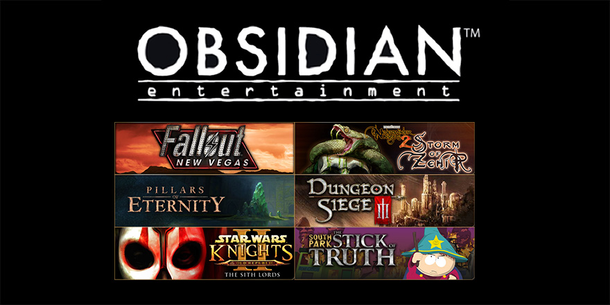 Игры Obsidian Entertainment